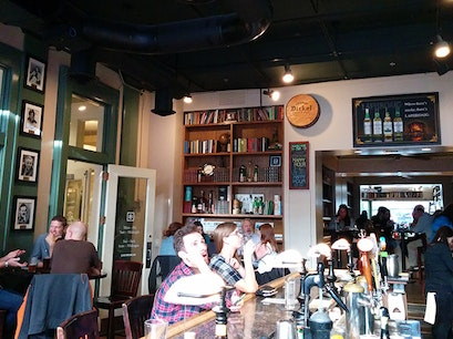 Bookstore Bar & Cafe Seattle Washington United States