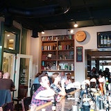 Bookstore Bar & Cafe