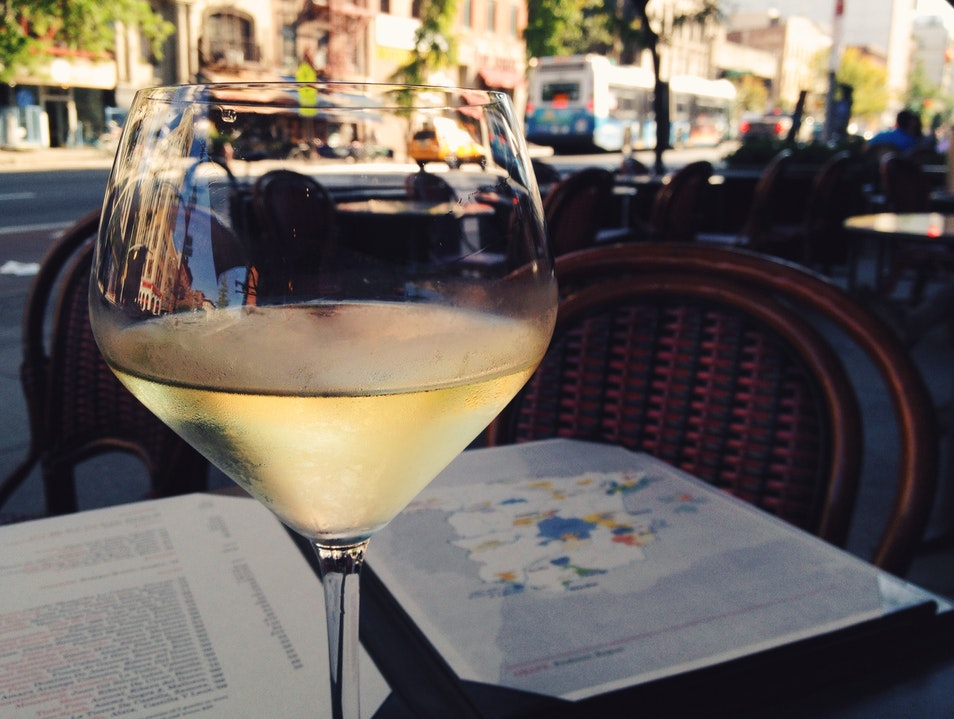 Tapas and Wine by the Glass on 2nd Ave New York New York United States