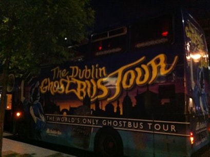 Dublin Ghost Bus Tour Dublin  Ireland