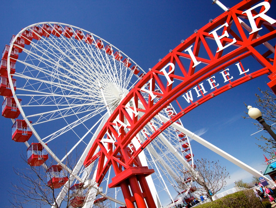 Chicago's Historic Navy Pier Chicago Illinois United States