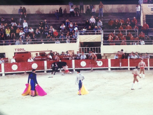 Bullfighting French-Style