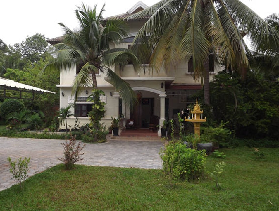 Our stay with Sophea and Marc was great. They are gracious and welcoming and provide lots of advice for traveling in the area. Marc gave us a tour of the area to help us get our bearings. They are lovely and the home is inviting and warm.  Siem Reap  Cambodia
