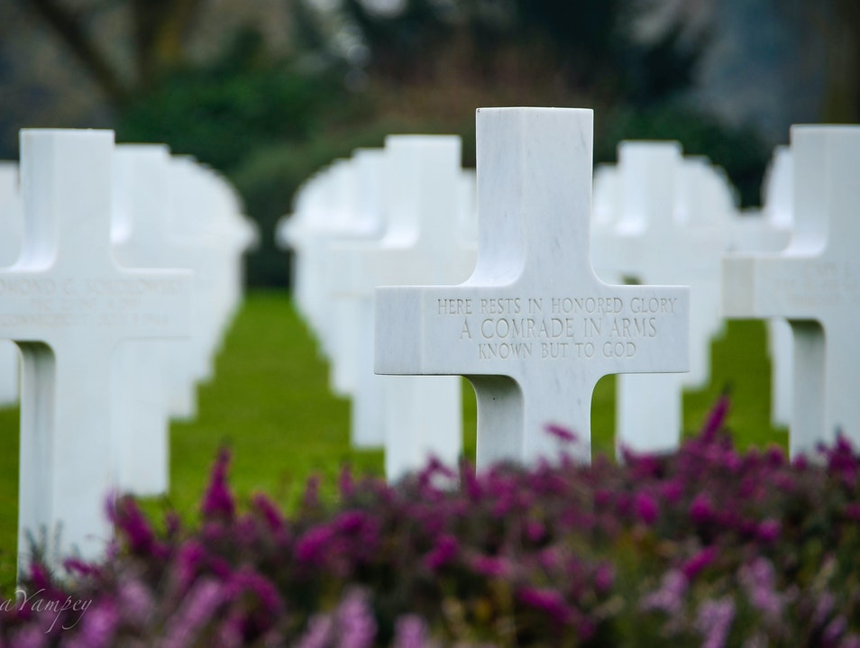 American Military Cemetery and Memorial