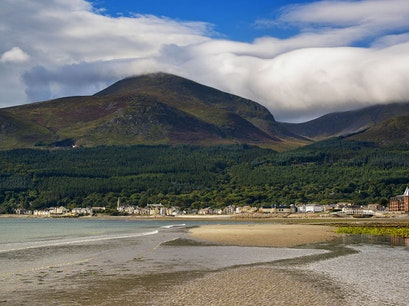 Mourne Mountains Hilltown  United Kingdom
