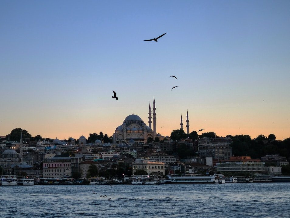 Home is Istanbul