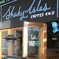 Shaky Isles Coffee Co. Auckland  New Zealand