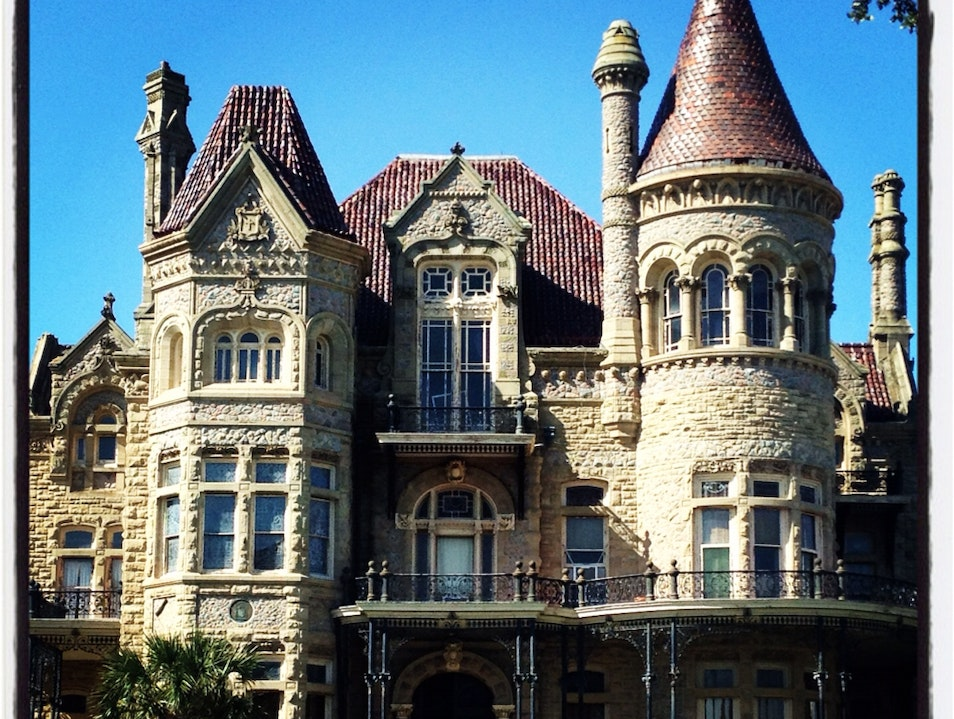 Bishop's Palace Galveston Texas United States
