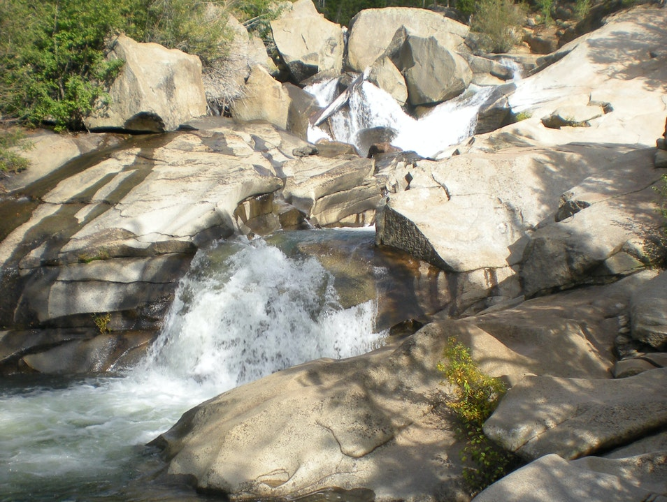 The Power of Cascading Water