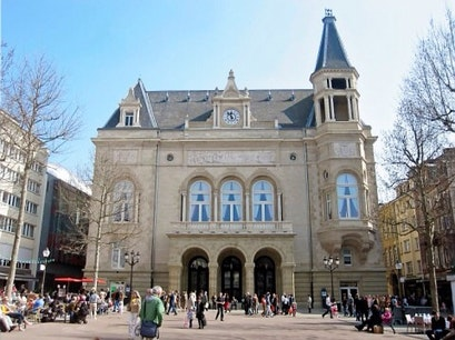 Place d'Armes Luxembourg  Luxembourg