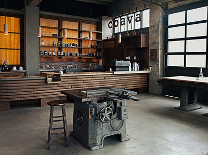 Coava Coffee Roasters Portland Oregon United States