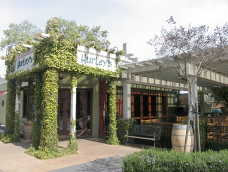 Hurley's Restaurant Yountville California United States