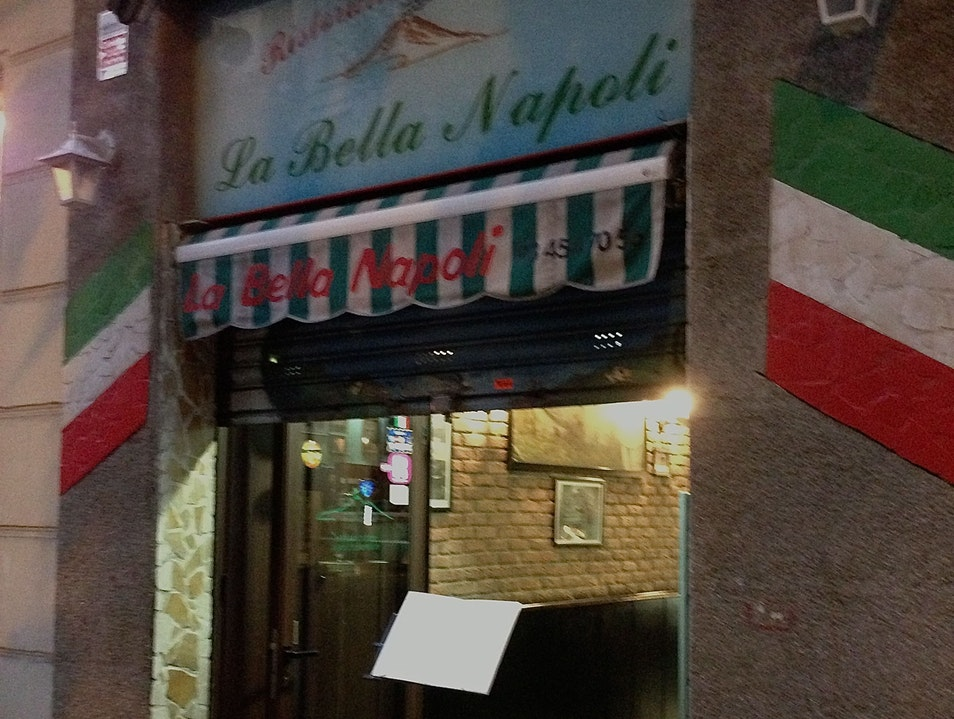Authentic Italian at a reasonable price Barcelona  Spain