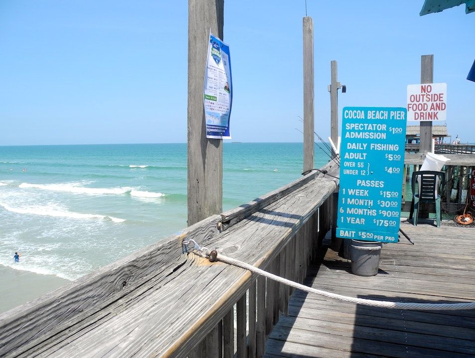 The Pier at Cocoa Beach Cocoa Beach Florida United States