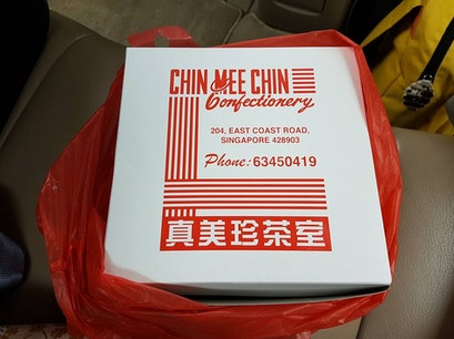 Chin Mee Chin Confectionery Singapore  Singapore