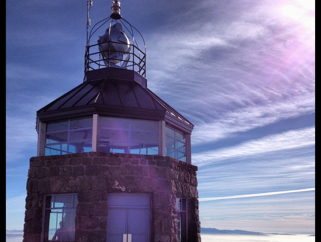 Mount Diablo Beacon