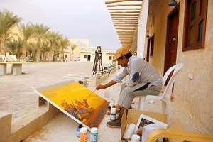 Arabian Arts and Emirati Culture