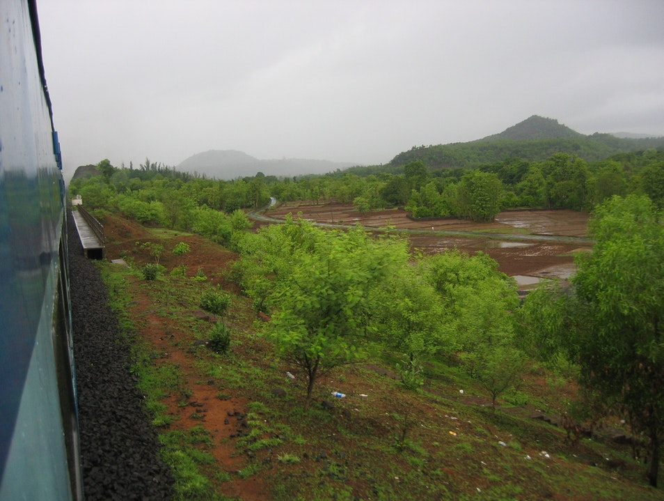 Trainspotting in the Middle of India