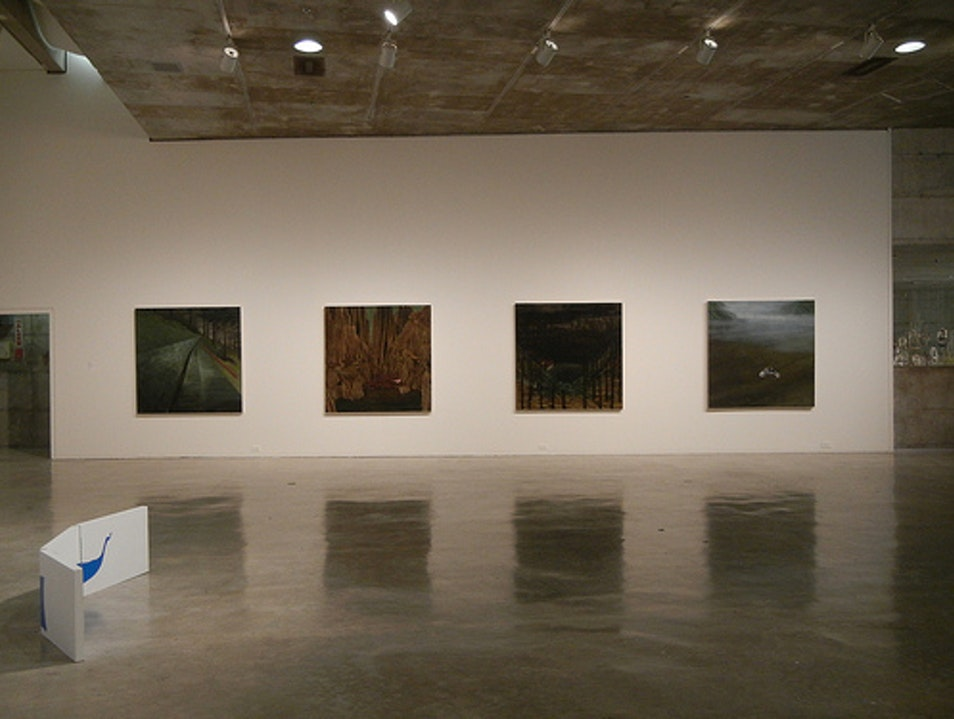 Visit the Berkeley Art Museum for Art and Films