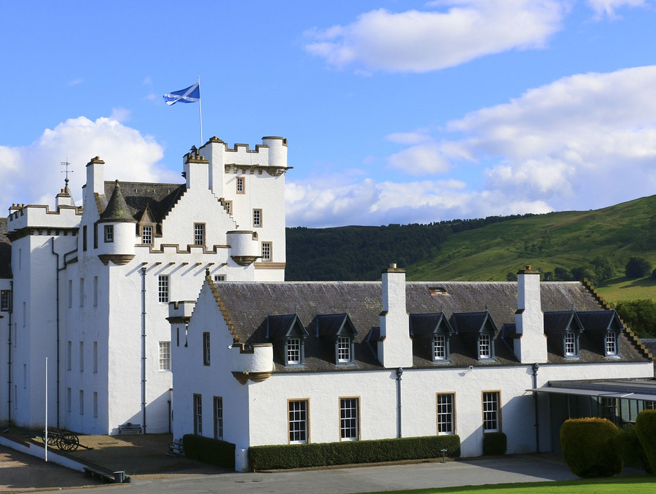 Blair Castle and Gardens