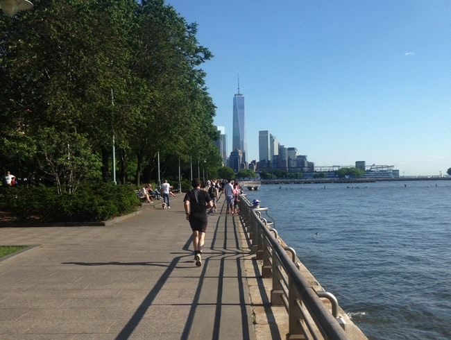 New York: Water, Sun And Run