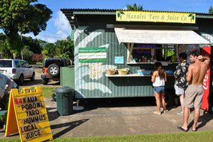 Hanalei Taro & Juice Co