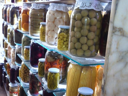 Pickling Store Istanbul  Turkey