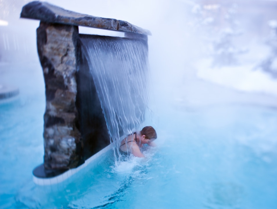 Spa and Massage Whistler  Canada