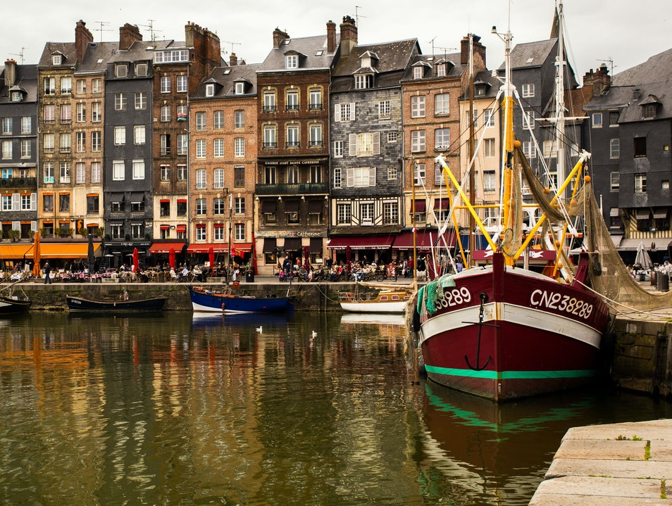 Photography Adventure in Honfleur Honfleur  France