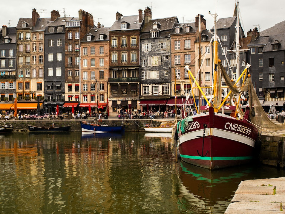 Photography Adventure in Honfleur
