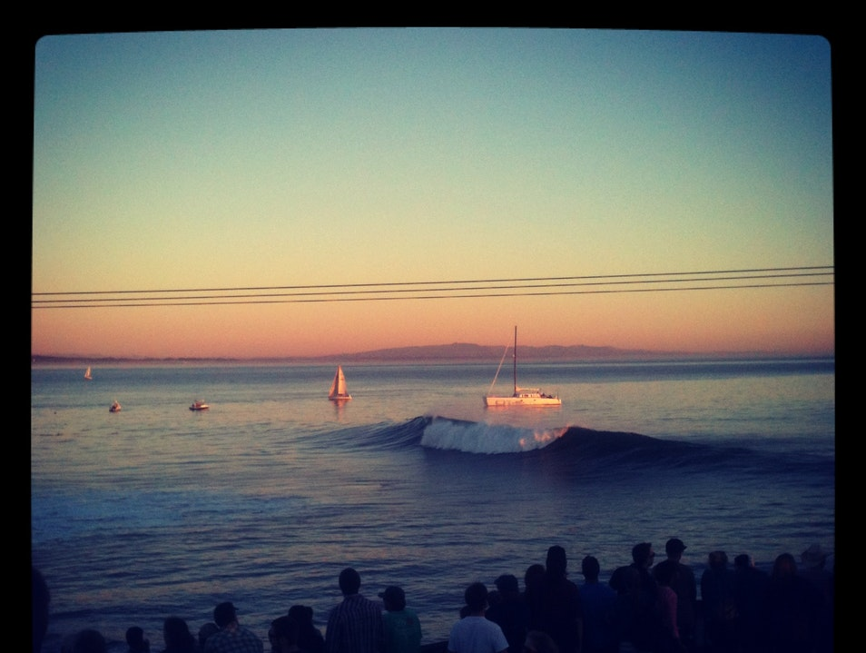 Surf's Up! O'Neill Coldwater Classic in Santa Cruz