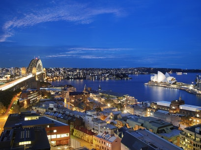 Shangri-La Hotel The Rocks  Australia