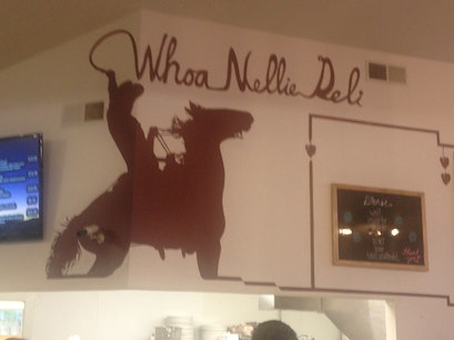 Whoa Nellie Deli Lee Vining California United States