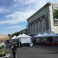Yakima Farmers Market Union Gap Washington United States