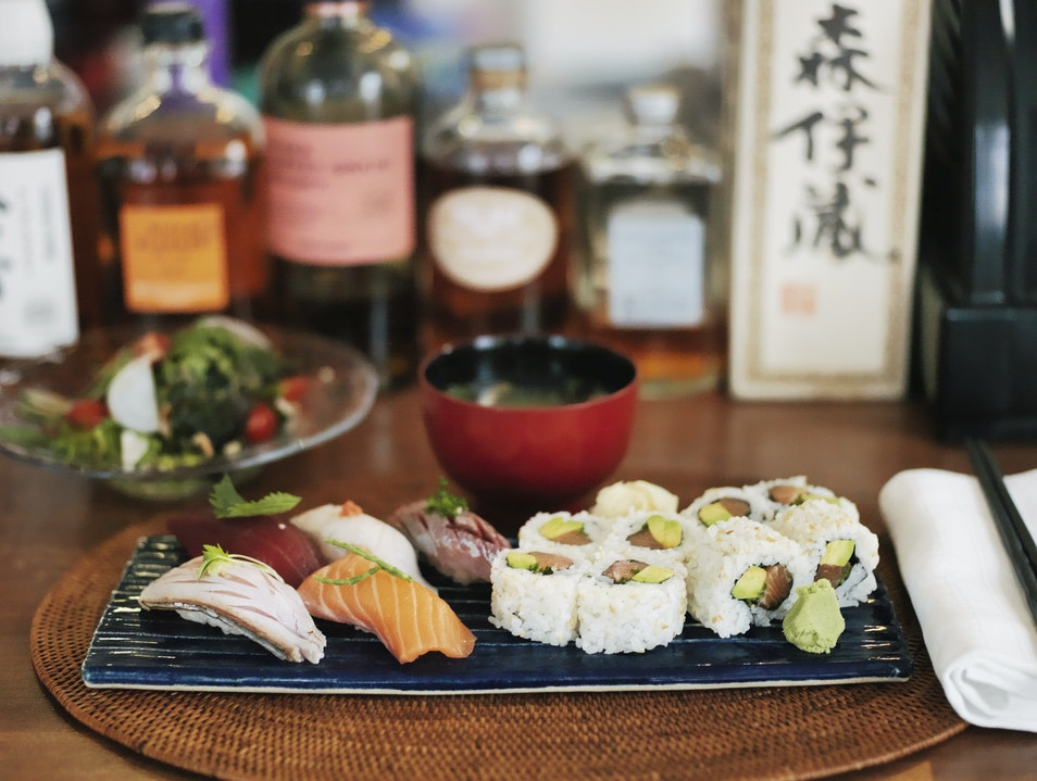 Where to Find Great Japanese Food in Lisbon