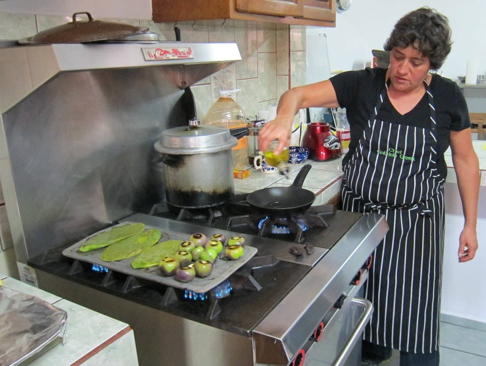 Cooking with Gabriela San Miguel de Allende  Mexico