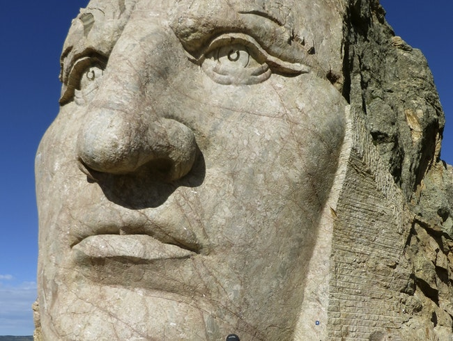 Visit Crazy Horse Up Close