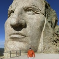 Crazy Horse Monument Custer South Dakota United States