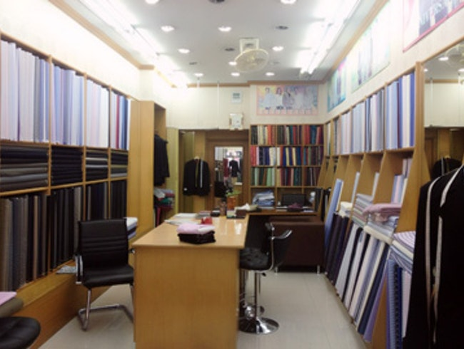 Leading bespoke tailoring house in Bangkok