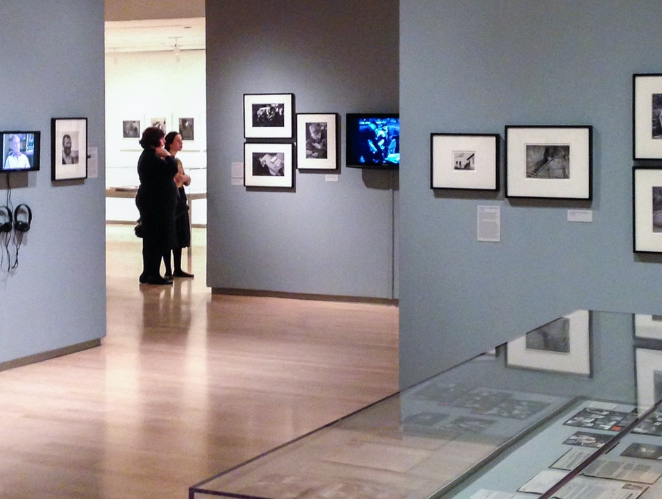 Quiet, Intimate Photography Museum New York New York United States