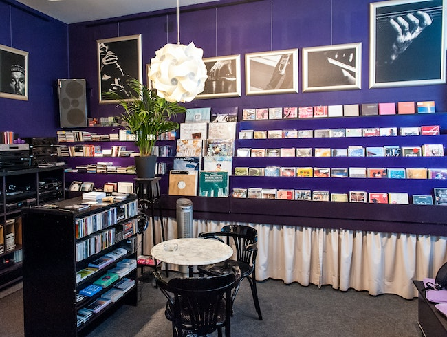 A Store for Real Music Fans