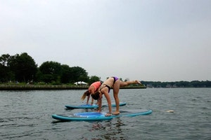 Shore SUP & Yoga