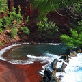Red Sand Beach Kahului Hawaii United States