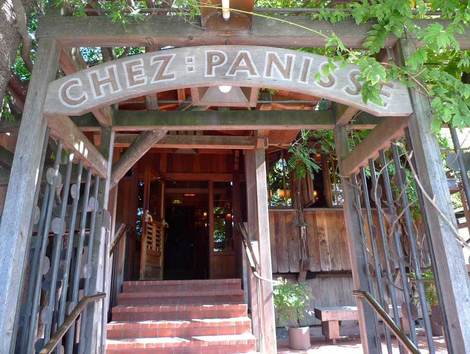 Dine on Alice Waters' Classic Californian Cuisine at Chez Panisse