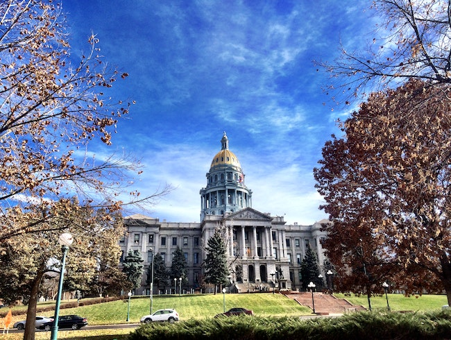 Exploring Colorado's State Capitol Parks