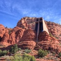 Chapel of the Holy Cross Sedona Arizona United States