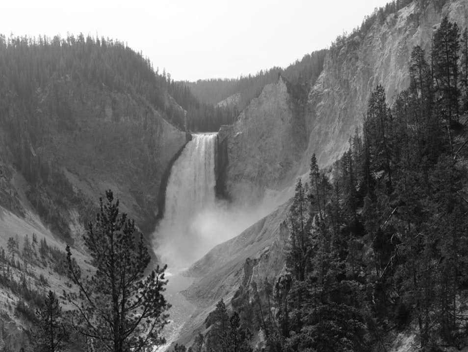 The Road to Yellowstone
