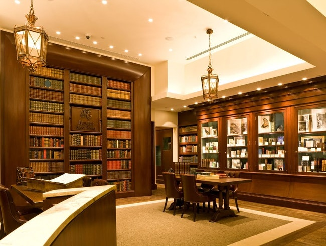 Vegas' Home for Rare Books