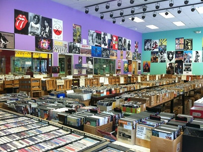 Fantasyland Records Atlanta Georgia United States
