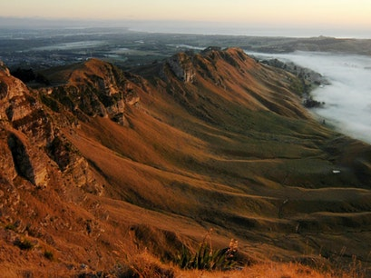 Te Mata Peak Lookout Havelock North  New Zealand